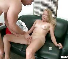 Horny Dude Deeply Pounds Lovely Blonde 2