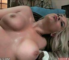 Busty Sarah Vandella