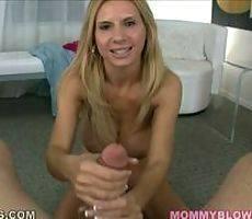 mommy blows best. Brooke Tyler