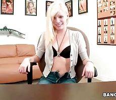 Young Blonde Elaina Raye Starts Porn Career 2